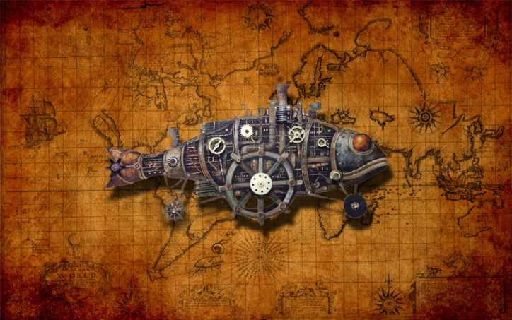 Steampunk_fish